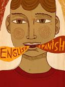 Ingles y Español (o Castellano) :)