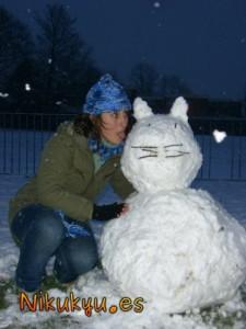 Chupa nieves y los 7 enanos