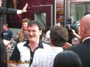 Tarantino contento
