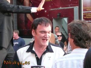 Tarantino marciaaaaaaal ruiiiz escribano
