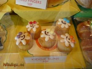 Kiddie Buns